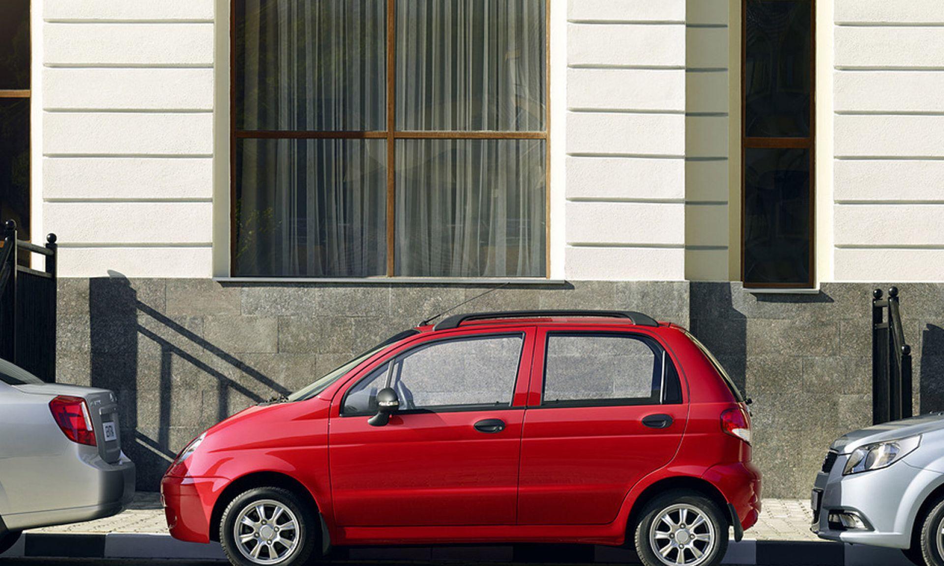 Новый ravon matiz: доступный автомобиль на отечесвенном рынке